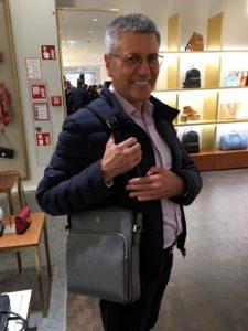 MCM Messenger-Bag